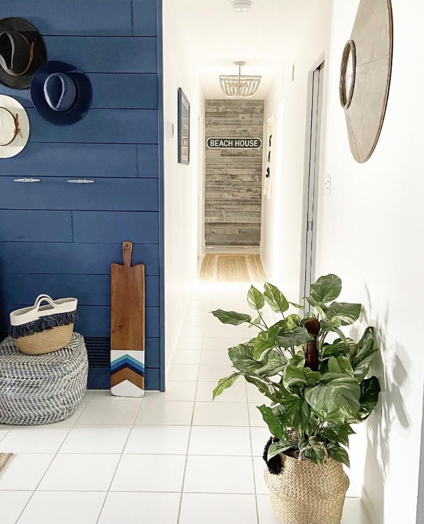 Living Room/Hallway to Bedrooms