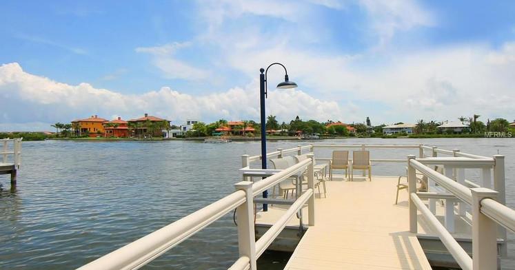 PG private dock