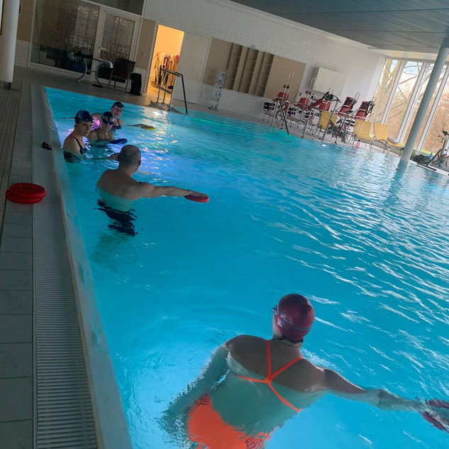 Schwimmtrainingscamp Gießen 10.-12.01.2020