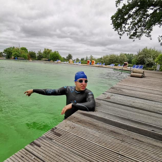 BETRI Single Sprint Triathlon 08.07.2020