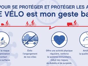Mobilité douce : 50 € pour faire réparer son vélo !