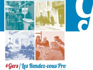 A vos agendas ! Les 1ère dates des RDV Pros #Gers 2019 !