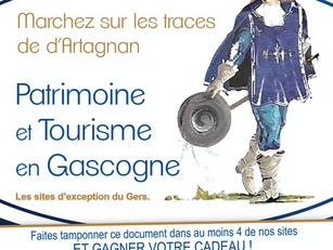 Opération Cadeau de l'été avec le réseau Patrimoine et Tourisme en Gascogne !