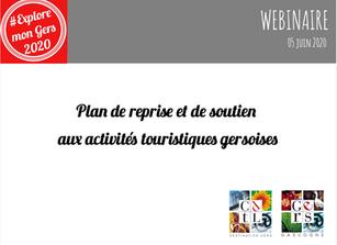 WEBINAIRE DU 05 JUIN 2020 : SUPPORTS ET DOCUMENTS