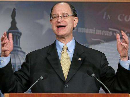 U.S. Congressman Brad Sherman Promotes Long Walk
