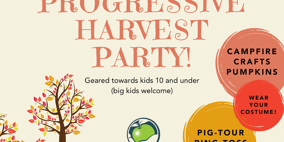 Progressive Harvest Party
