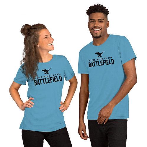 Battlefield 02 Short-Sleeve Unisex T-Shirt