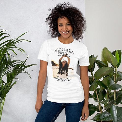Children of God Short-Sleeve Women T-Shirt