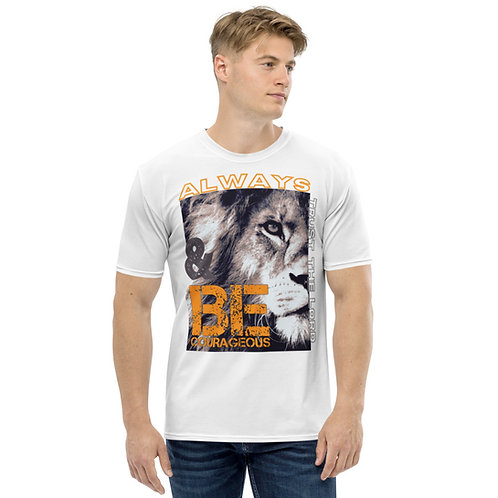Be Courageous Men's T-shirt