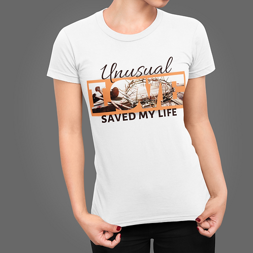 Unusual Love Short-Sleeve Unisex T-Shirt