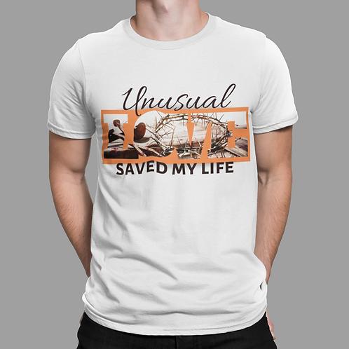 Unusual Love Short-Sleeve Unisex T-Shirt