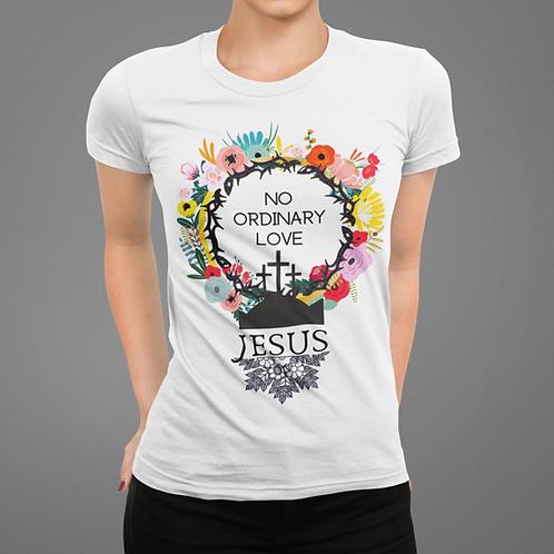 No Ordinary Love Short-Sleeve Unisex T-Shirt