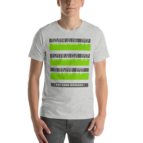 Slogan Men's Short-Sleeve T-Shirt
