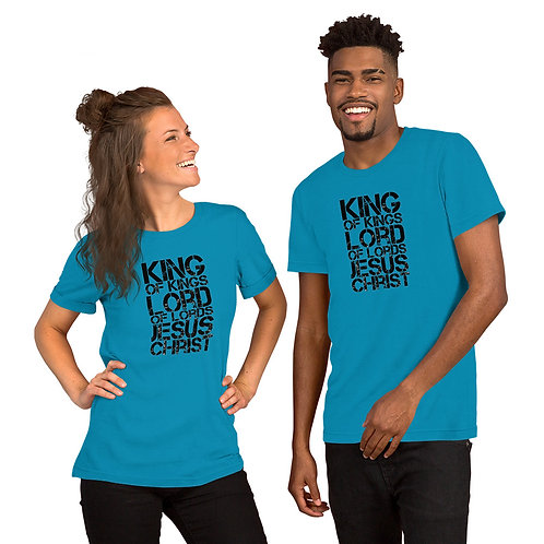 King of Kings Short-Sleeve Unisex T-Shirt