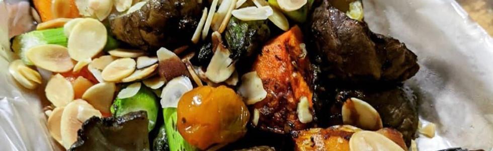 Roasted Vegetables $12