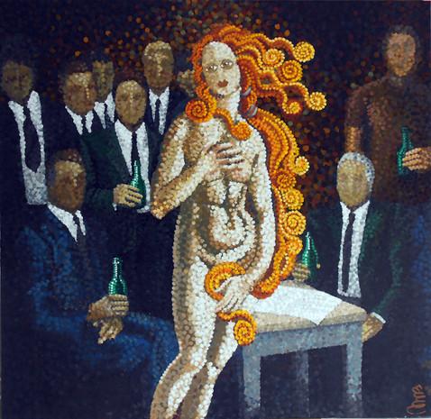 Venus and the Gentleman 40x40.jpg