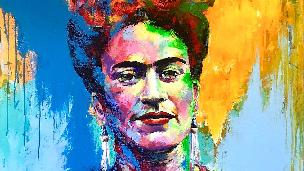 """""""Frida Kahlo""""."""