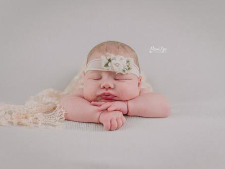 Gracie | Newborn + Powell Maternity
