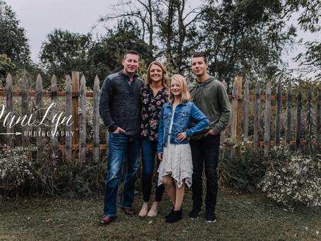 Pease Family | Fall 2018