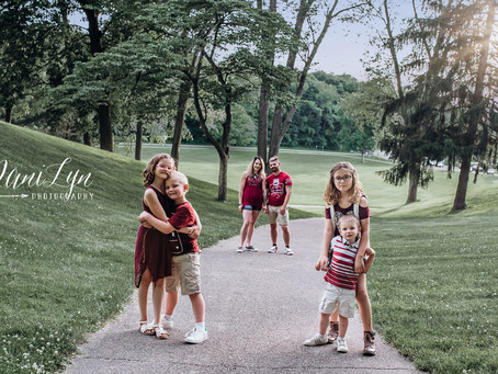 Hinds + Weir | Family Session | June 2018