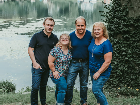 Priebe Family Session | August 2018