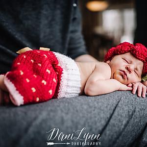 Sawyer Newborn Session