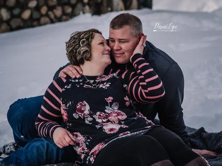 Amanda + Shane | Winter 2019