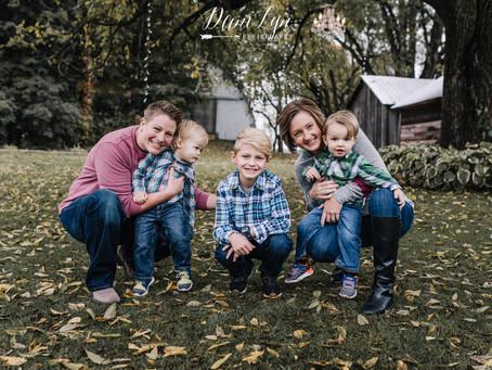Garman Family | Fall 2018