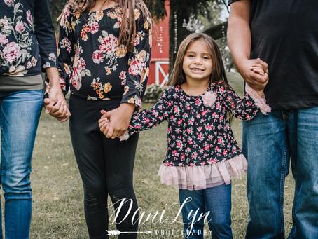Gonzalez Family | September 2018