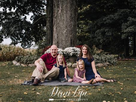 Shoemaker Family | Fall 2018