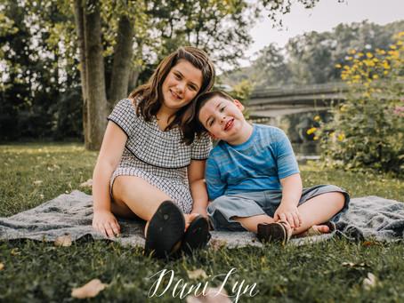 Ellis Family | August 2018