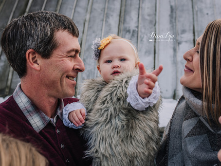 Johnson + Rankin Family | Fall 2018