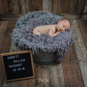 Emmett | Newborn