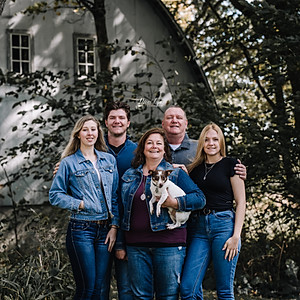 Begeman Family