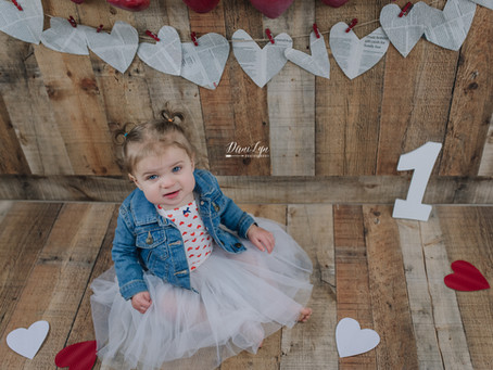 Evy Turns One! | January 2019
