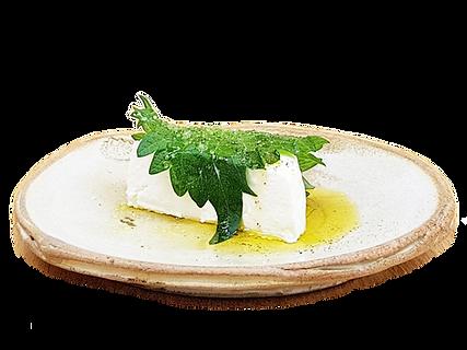 Chevre frais des Alpilles à l'huile d'olive