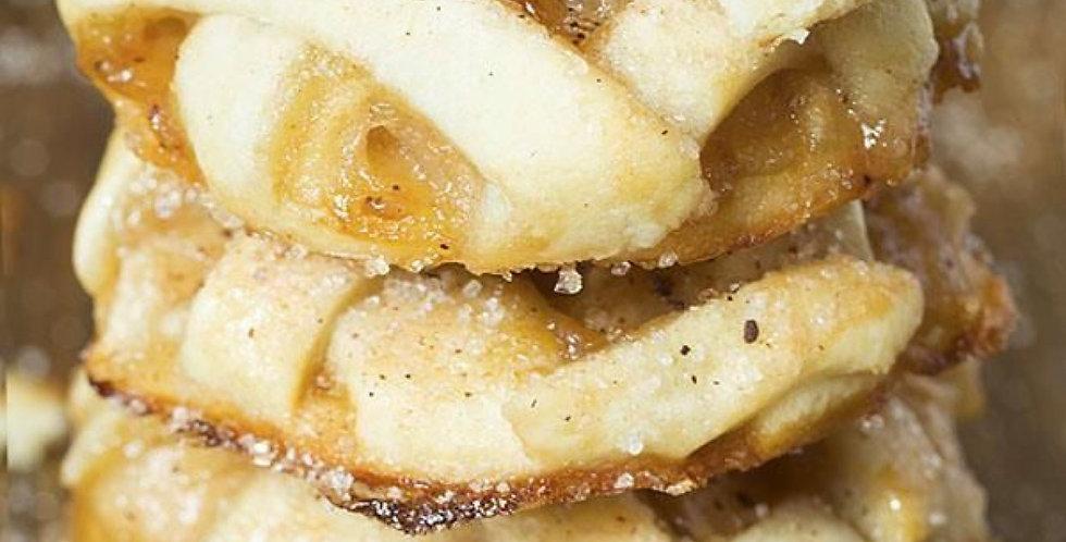 Snickerdoodle Apple Pie Cookies