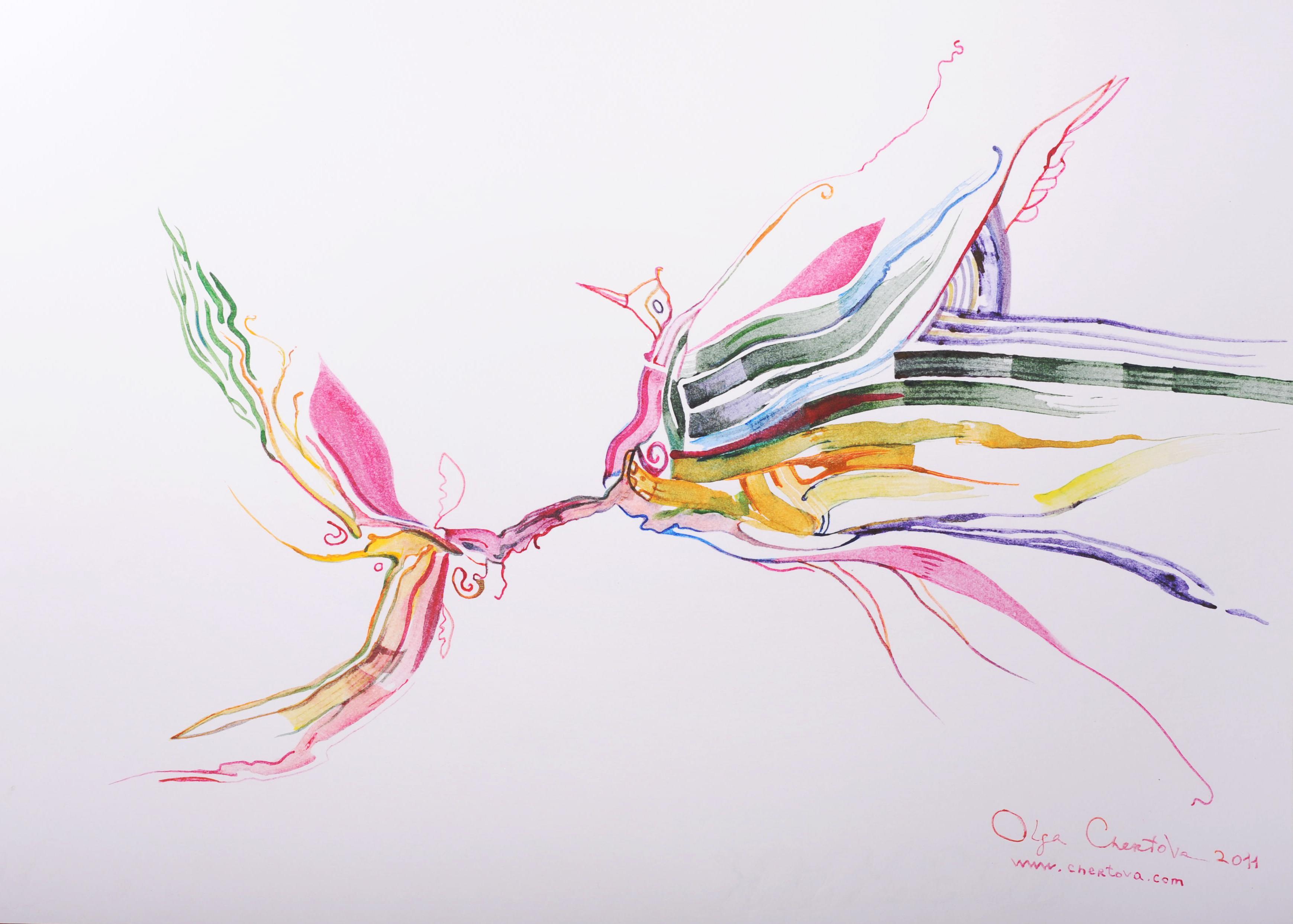 Metamorphosis by Olga Chertova