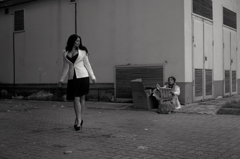 Women series by Olga Chertova
