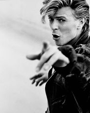 David Bowie by Herb Ritts 1987