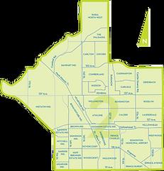 Map of Ward 2