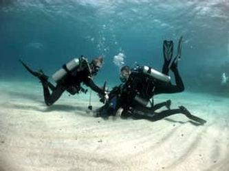 курс rescue diver