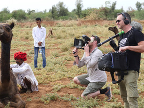 Top Five Reasons to Film in India