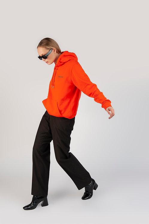 'Clockwork orange' hoodie