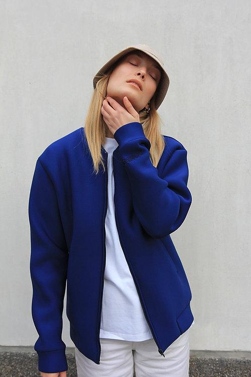 Bleu Antibes jacket