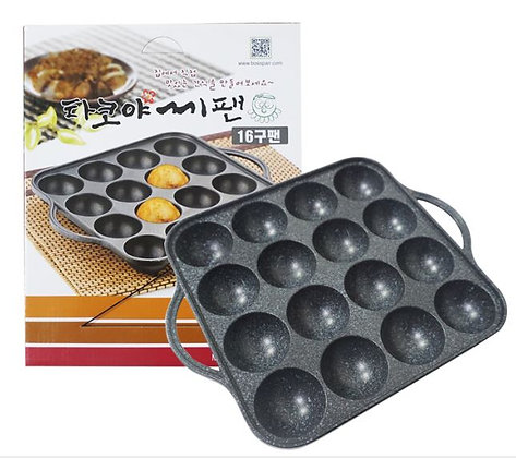 TAKOYAKI COOKING PAN