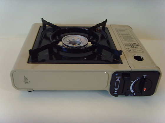 PORTABLE GAS STOVE MODEL : TPB-102