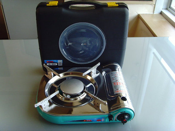 PORTABLE GAS STOVE MODEL : IS-800