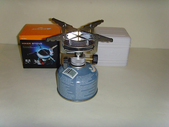 CAMPING GAS STOVE MODEL : TPB-0408