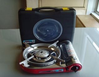 PORTABLE GAS STOVE MODEL : IS-900